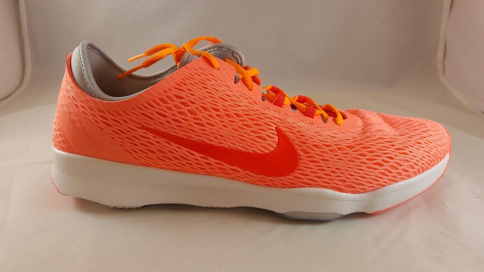 Nike zoom in forma delle scarpe da corsa 704658 601 numero 11