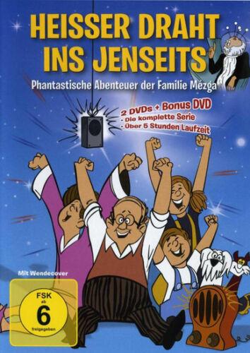 1 von 1 - Heisser Draht ins Jenseits  - 2  DVD Box - Neuauflage ohne Bonus CD