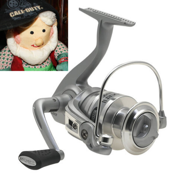 Mitchell Avocet II Silver Spinning Fishing Reel AV-S4000-C  NEW