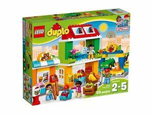 LEGO-Duplo-10836-Stadtviertel-NEU-OVP
