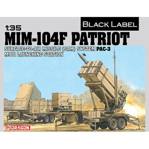 Dragon  3563 1 35 MIM-104F PATRIOT (SAM) SYSTEM PAC-3 M901