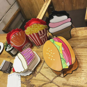 EP-Girl-Cute-Cartoon-Handbag-Hamburger-Faux-Leather-Mini-Chain-Shoulder-Bag-Pop