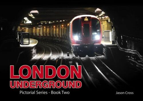 Book Two Pictorial Series London Underground BOOK