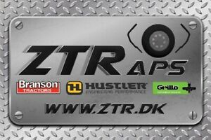 ZTR ApS - Hustler, Grillo og Branson