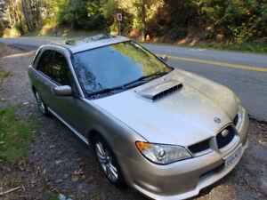 2005 SAAB 9-2X / WRX , AWD
