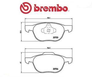 P24061-Kit-pastiglie-freno-Freno-a-disco-MARCA-BREMBO