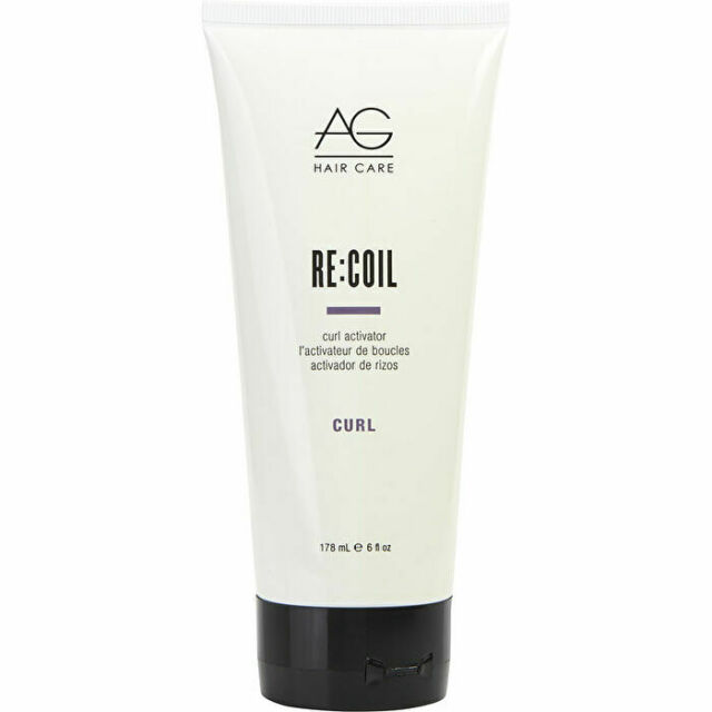 Ag Hair Care Re:coil Curl Activator 180ml Hair Care