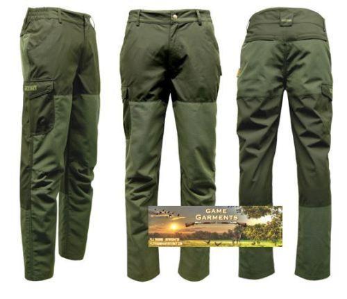 Game Excel Ripstop Waterproof Hunters Trousers 30  Waist. Shooting   Beaters