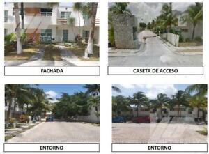 Casa en Venta, Fracc. Playa del Sol, Playa del Carmen, Q. Roo, 3 Recamaras, Cesión de Derechos Ad...