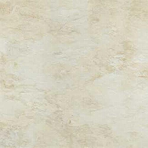 Cream Marble Vinyl Floor Tile 36 Pcs Adhesive Flooring - Actual 12'' x 12''