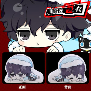 Persona5-Akira-Kurusu-Kawaii-Plush-Doll-Stuffed-Toy-Bed-Cushion-Hold-Pillow-Gift
