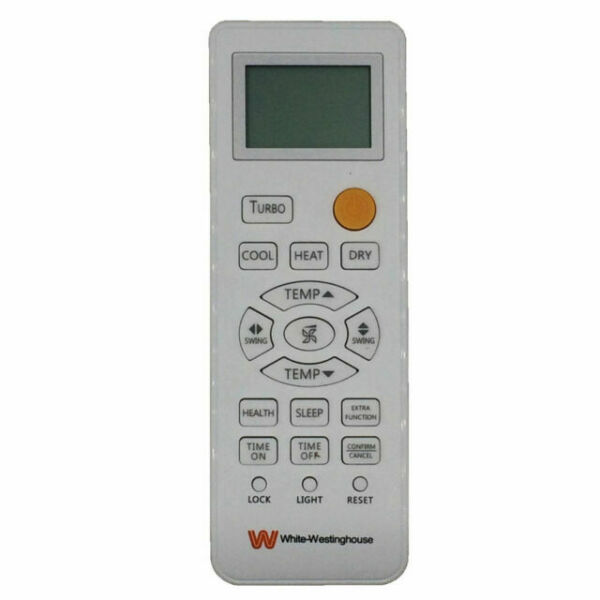0010401715BE Remote Control For WestingHouse Air Conditioner