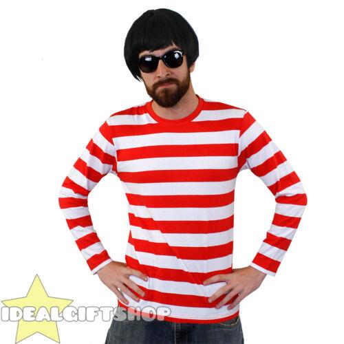 Gli adulti Burt ratburger Costume LIBRO carattere Costume insegnanti CIECHI cattivo