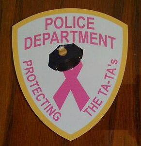 Breast-Cancer-Awareness-Police-Protecting-Ta-Ta-039-s-Decal-Pink