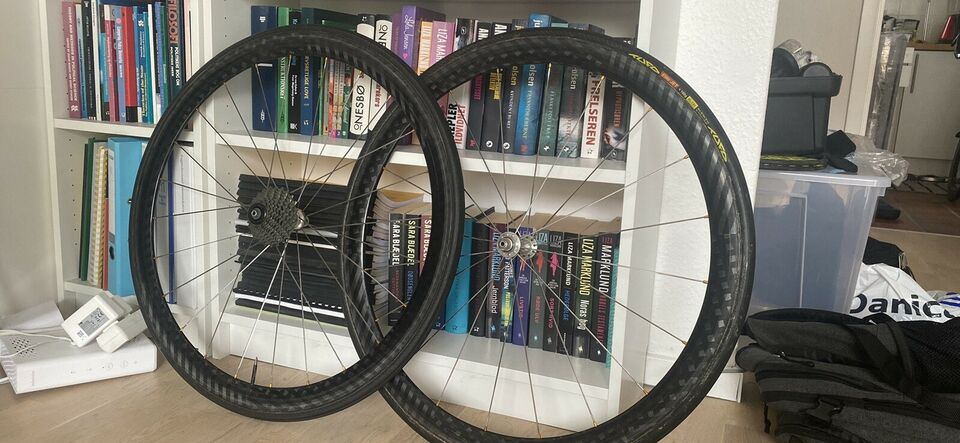 Hjul, Letvægts Carbon hjulsæt