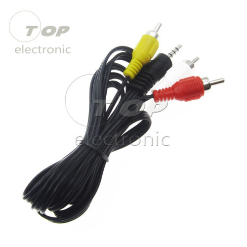 1.5m Cable Audio Lead 3.5mm Bluetooth Audio Lead Music Car Adapter Receiver