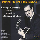 What's in the Box * by Larry Koonse (CD, Jan-2008, Jazz Compass)