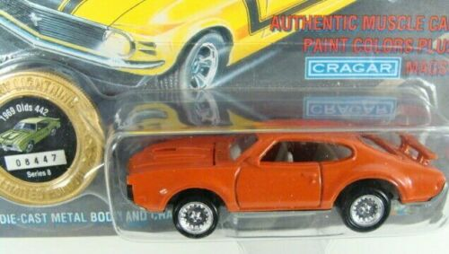 1969 Olds 442 Johnny Lightning Muscle Car Series 8