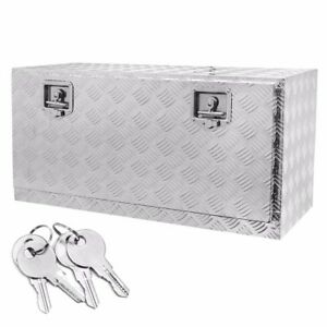 36-034-Aluminum-Truck-Underbody-Tool-Box-Trailer-RV-Tool-Storage-Under-Bed-w-Lock