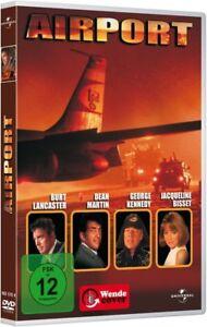 DVD-Airport-Burt-Lancaster-Dean-Martin-Jacqueline-Bisset-NUOVO