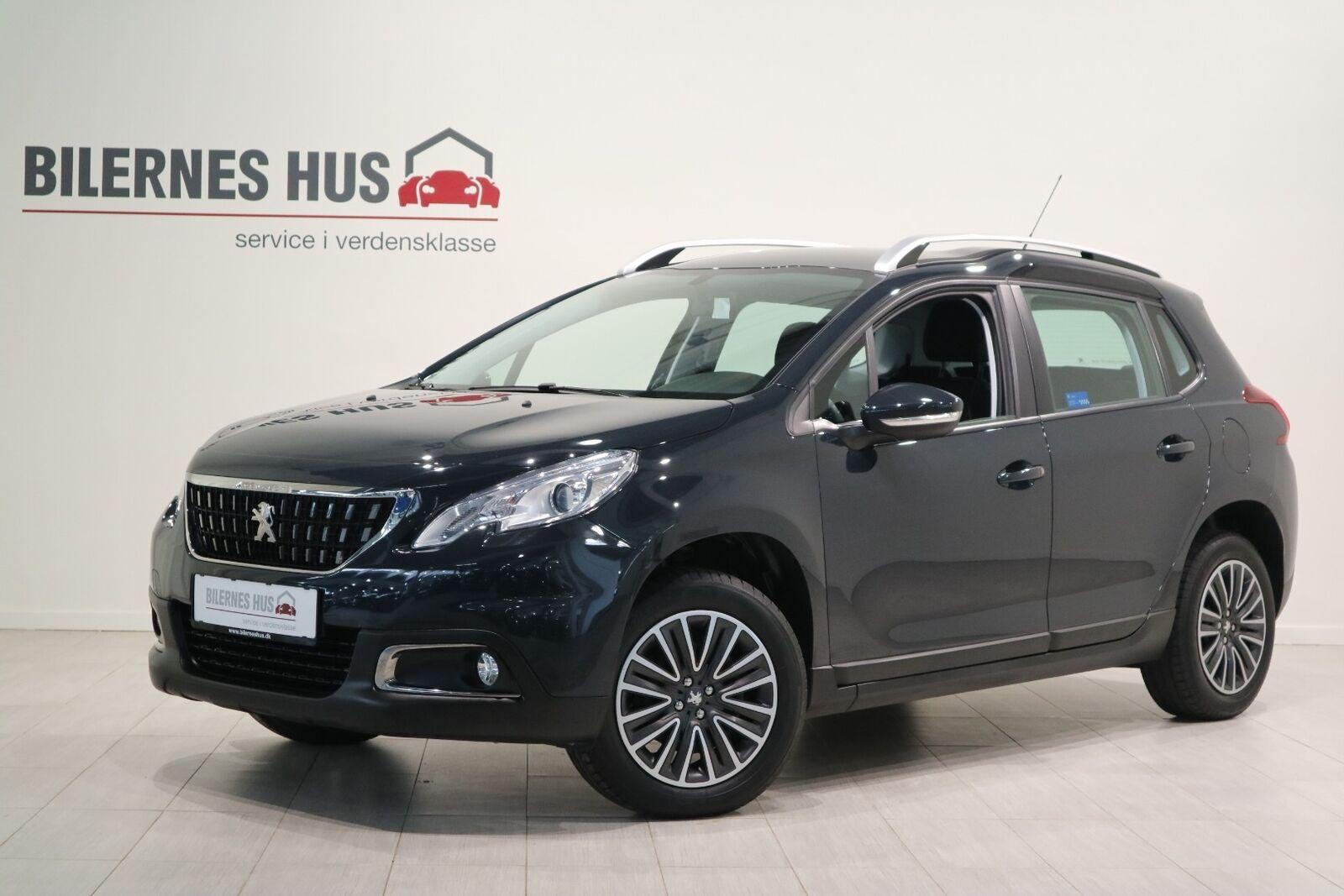 Peugeot 2008 Billede 6