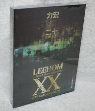Leehom Wang XX...Best & More 1995-2015 Taiwan Ltd 2-CD+DVD (digipak) Lee hom