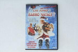 Dettagli Su Dvd Chi Sono Babbo Natale Leslie Nielsen 2000 Af1 023
