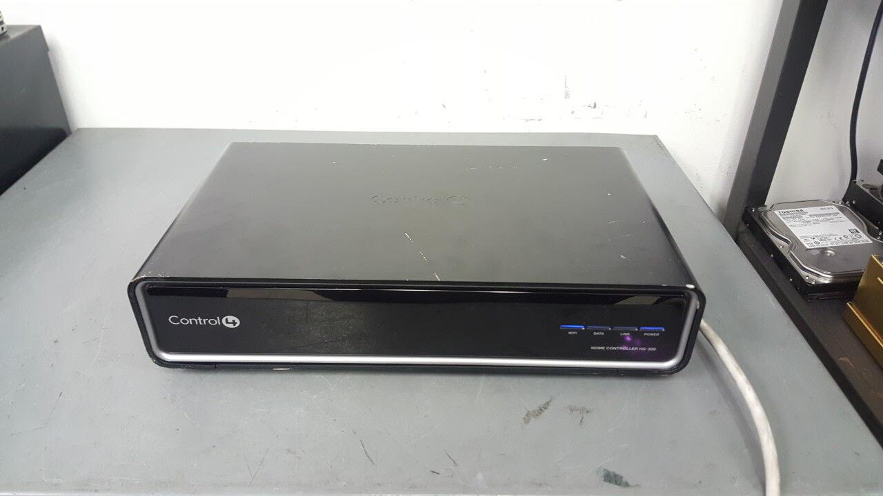 Control 4 home controller C4-HC-300-E-B