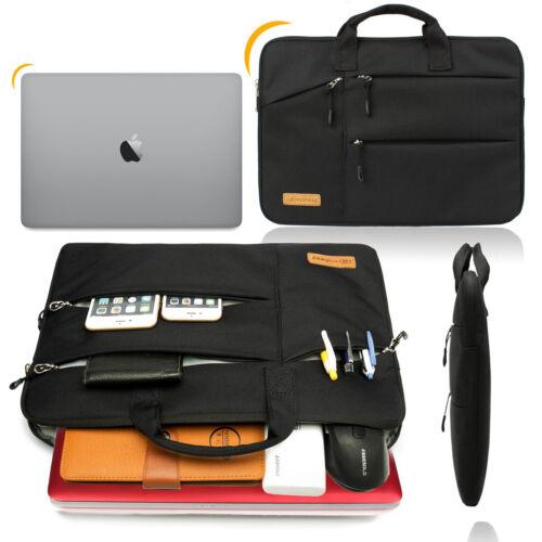 2018 Macbook ProA1990 Portable Waterproof Laptop Canvas fabric Handbag13//15 inch