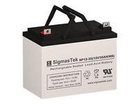 Imc Heartway Titan H11 Agm / Gel U1 Battery Replacement By Sigmastek