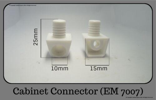 Armoire Connecteur Plat Pack mobilier accessoires 7007