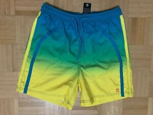 TOP Badeshorts, Badehose, Shorts BRUNO BANANI Gr. S / 4 türkis NEU + Etikett