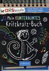 Mein kunterbuntes Kritzkratz-Buch von Jennifer Wilderich-Lang (2015, Gebundene Ausgabe)
