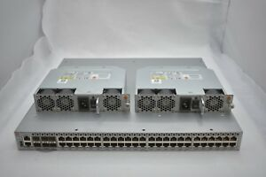 Brocade-BR-VDX6710-54-R-VDX-6710-48-Port-Ethernet-Switch-w-10GbE