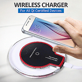 Wireless Charging Pad for Phones
