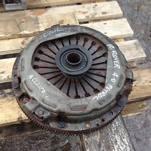 land rover range rover p38 4 0 v8 manual gearbox clutch cover and rh ebay co uk range rover p38 manual gearbox oil range rover classic manual gearbox