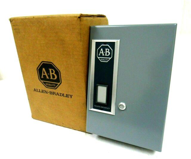 Neuf Allen Bradley 509-bod Démarreur Série B Taille 1 509-bad 509bod
