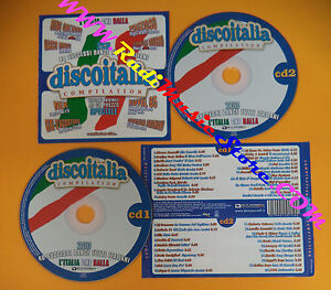 CD-Compilation-Discoitalia-VASCO-ROSSI-883-ARTICOLO-31-NEK-no-lp-mc-dvd-vhs-C26