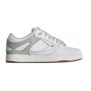 Globe Skateboard Shoes Agent White/Grey