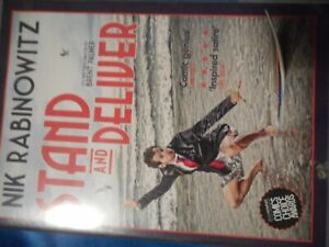 STAND-AND-DELIVER-NIK-RABINOWITZ-DVD-RARE