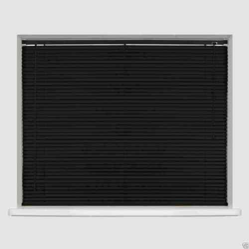 Easy Fit PVC Venetian Window Blinds 150 OR 210CM DROP TRIMABLE Kitchen Living
