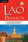 Lao Basics: An Introduction to the Lao Language by Phouphanomlack Tee Sangkhampone, Sam Brier (Mixed media product, 2010)