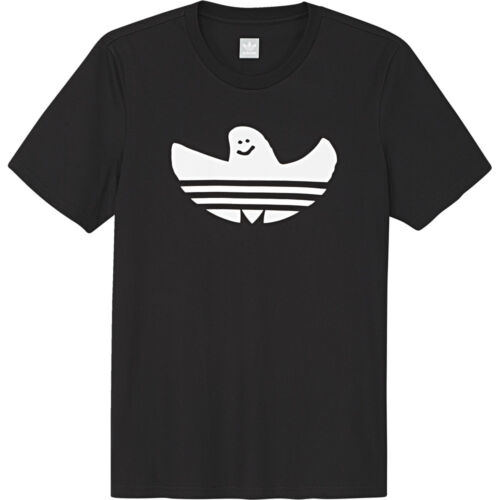 shirt Adidas Shmoo Skateboarding T Solide Noir lTFKc3u1J5