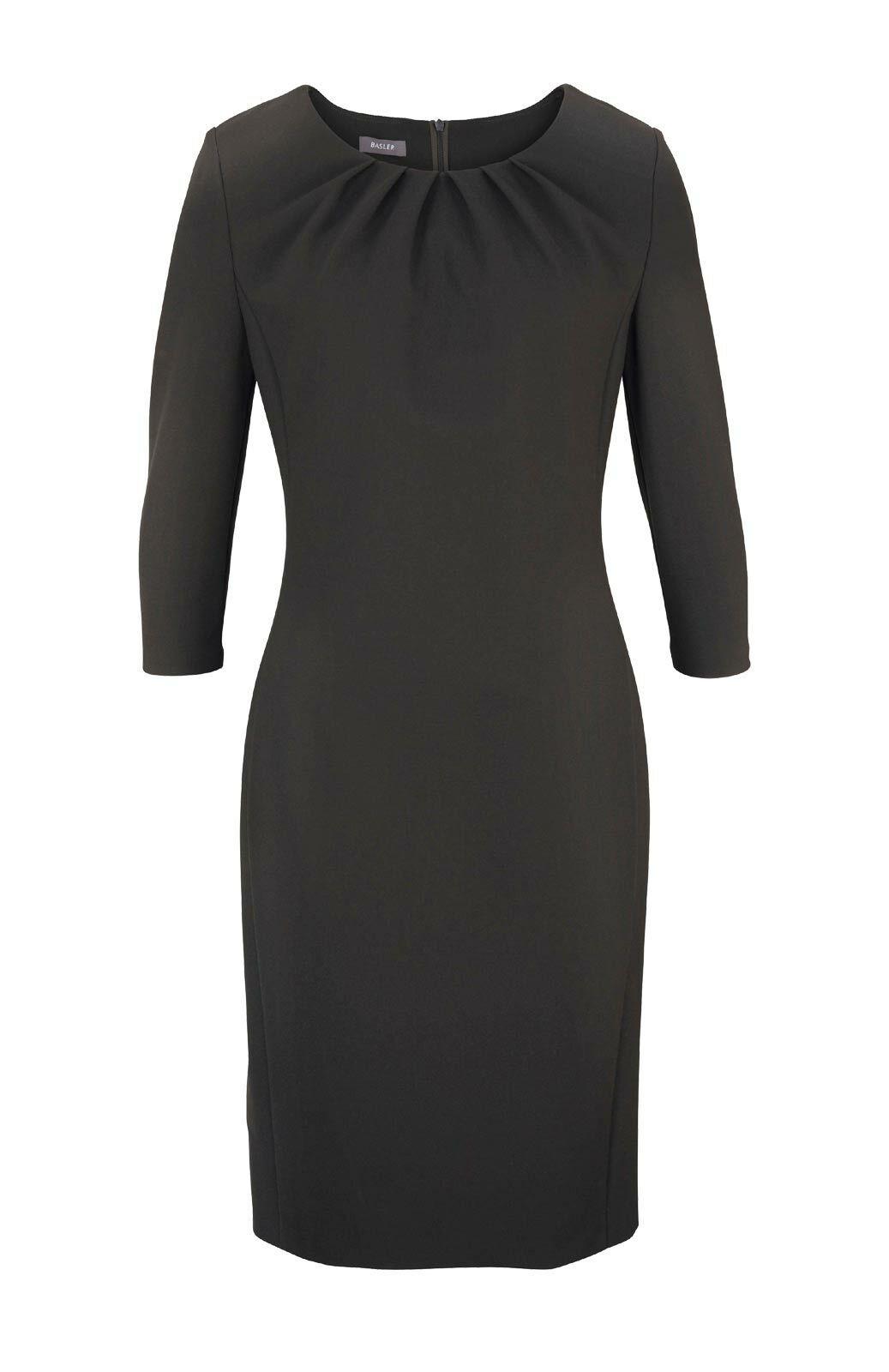 TCJ Basler Kleid Designerkleid Etuikleid Chocolate Sommerkleid Freizeit 38-48
