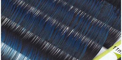 Mixed Size Double Colored Eyelash Synthetic Individual False Eyelashes Extension