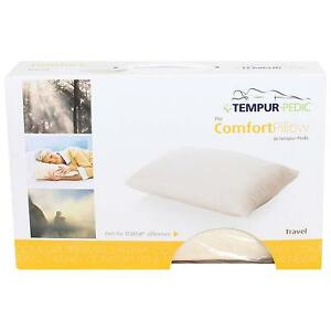 The Comfort Pillow By Tempur Pedic Travel Size For Sale Online Ebay