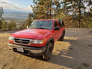 2007 Mazda b4000 4x4