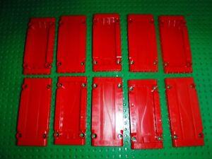 10 x NEW LEGO TECHNIC WHITE PANELS  5 x 11 x 1 PART No 6004135