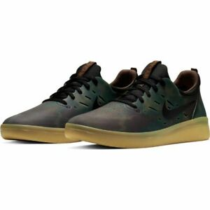 most popular pretty cheap half off Details about Nike SB Nyjah Free Shoes - Camo/Gum Light Brown - Sizes 9-12