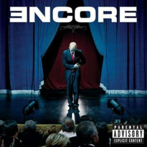 1 of 1 - Eminem - Encore [New CD] Explicit, Bonus CD